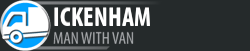 Man with Van Ickenham